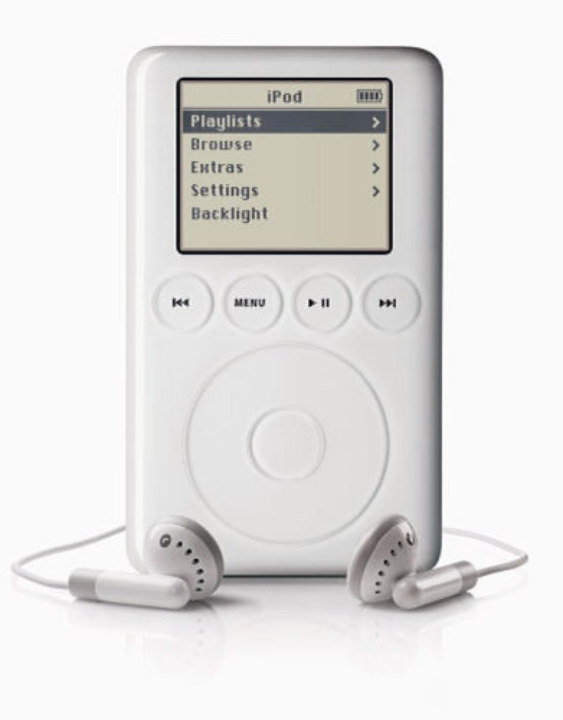 iphone 8 2001 – iPod