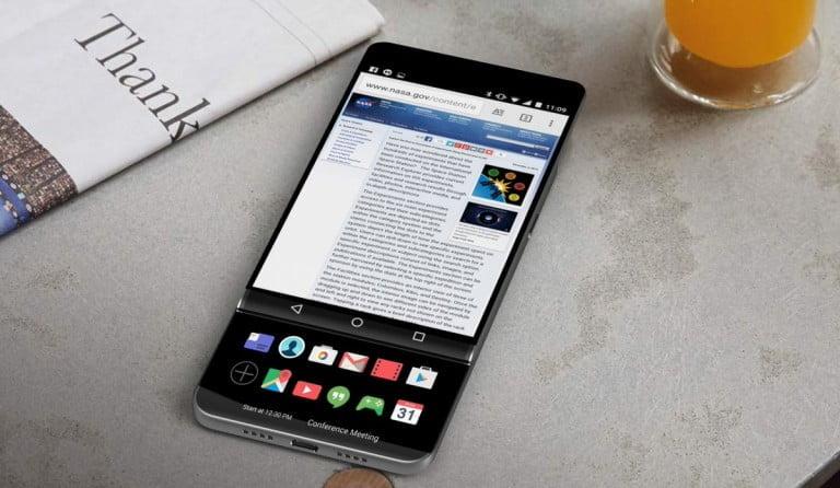 LG V30'un Fiyatı Belli Oldu