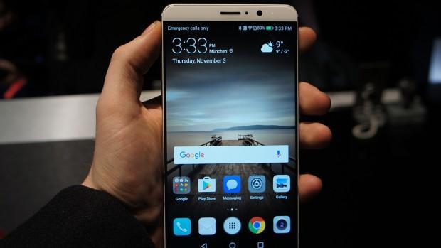 Huawei Mate 10'dan Yeni Bilgiler Geliyor