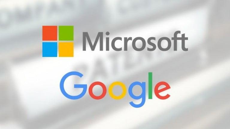 Microsoft En Önemli Müşterilerinden Birini Google'a Kaptırdı