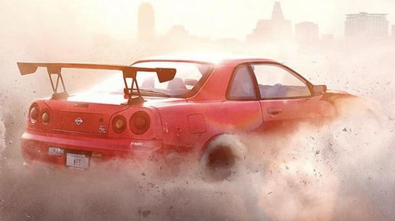 Need For Speed Payback'ten 4K 60 FPS oynanış videosu