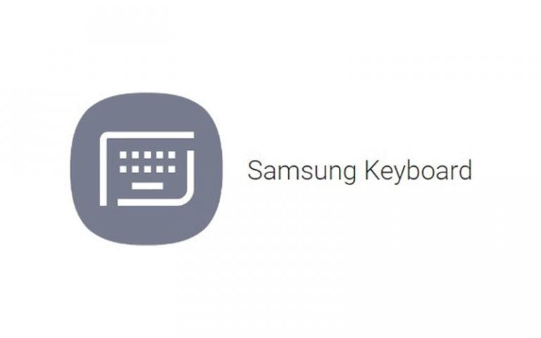 Samsung Klavye uygulaması çıktı