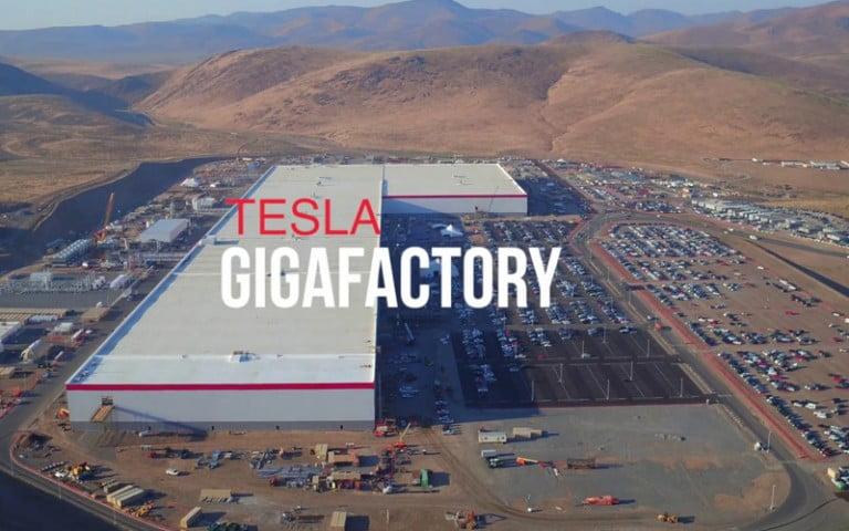 Tesla Gigafactory'de son durum! – Video