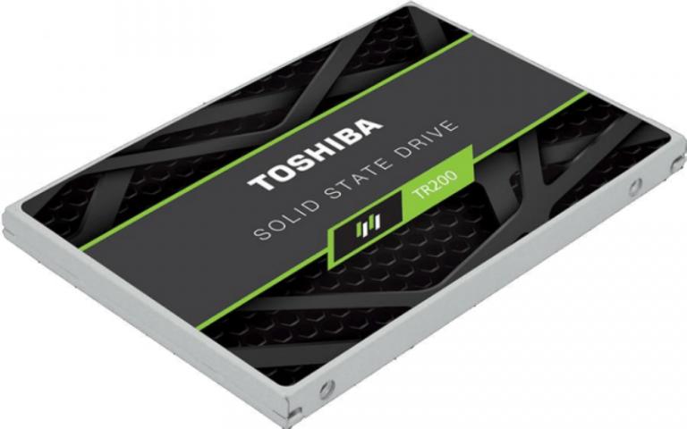 Toshiba, bireysel kullanıcılar için ilk 64-katmanlı SSD ürününü piyasaya sürüyor