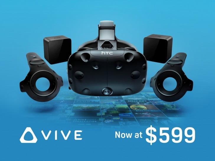 HTC Vive fiyatı düştü!