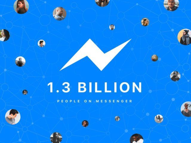 Facebook Messenger kullanıcı sayısı açıklandı