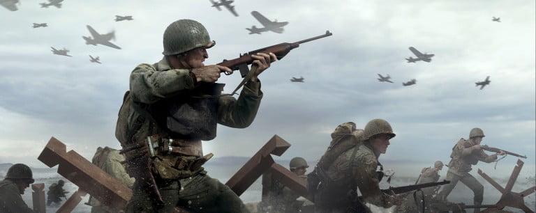Call of Duty WW2'nin PC beta'sı başlıyor!