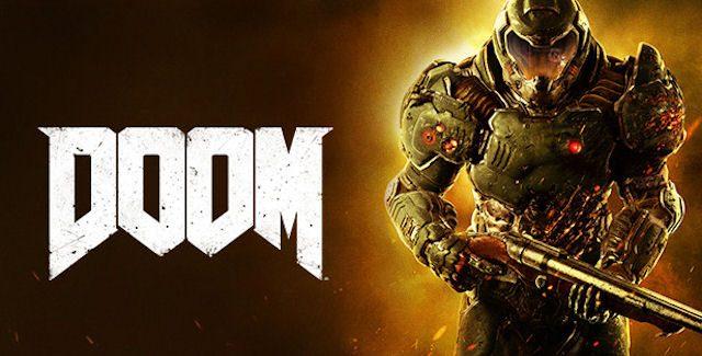 Doom'un Nintendo Switch versiyonundan oynanış videosu geldi