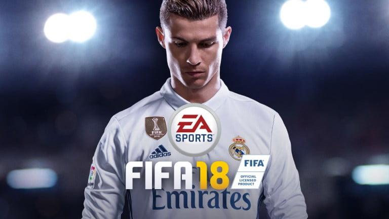 FIFA 18 artık indirilebilir durumda!