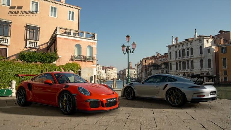 Gran Turismo Sport için yeni video