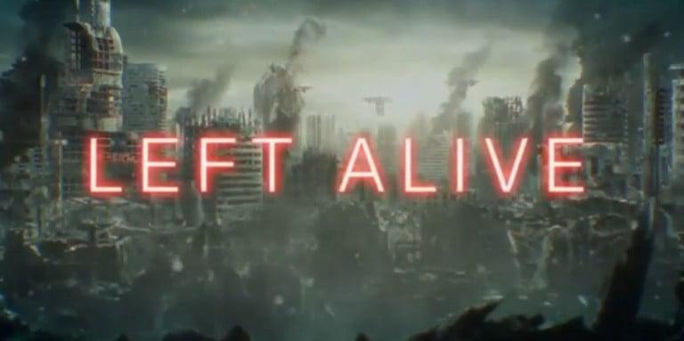 İşte Square Enix'in yeni oyunu; Left Alive