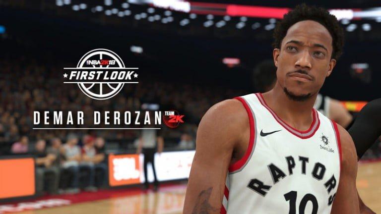 NBA 2K18'in Sistem Gereksinimleri Paylaşıldı