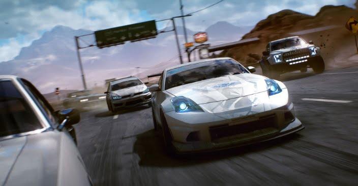 Need for Speed Payback, yeni videosuyla şov yapıyor