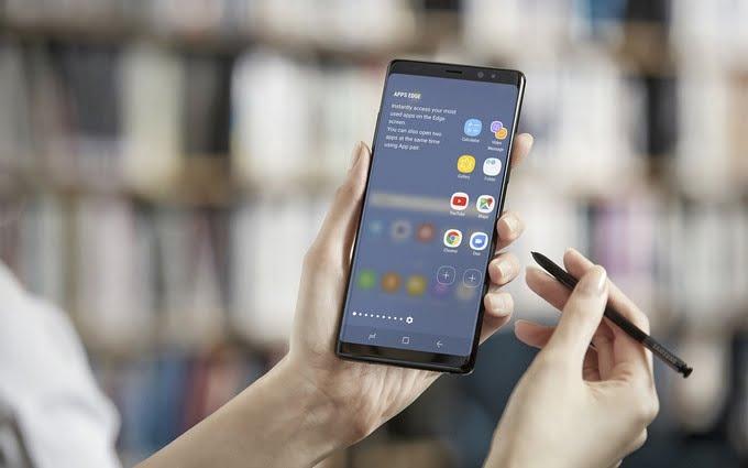 Galaxy Note 8 ön sipariş rakamları ile şaşırttı!