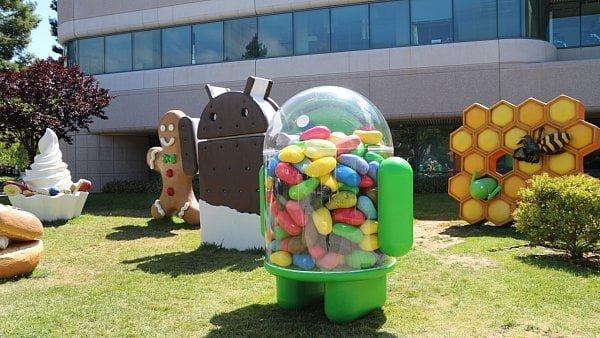 Android Sürümlerinin Kullanım Oranları Açıklandı