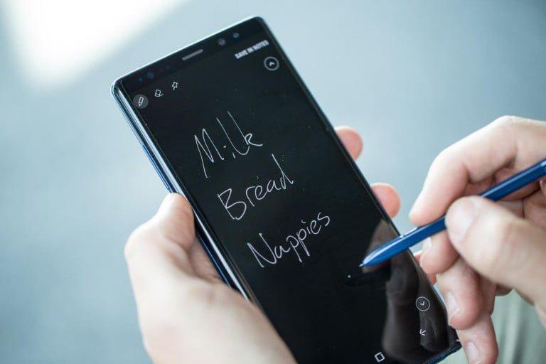 Galaxy Note 9 yeni S-Pen ile devrim yaratacak