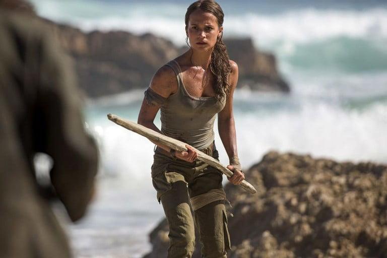 Yeni Tomb Raider filminden ilk fragman geldi