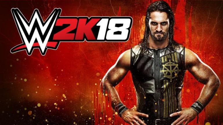 WWE 2K18 için ilk oynanış videosu!