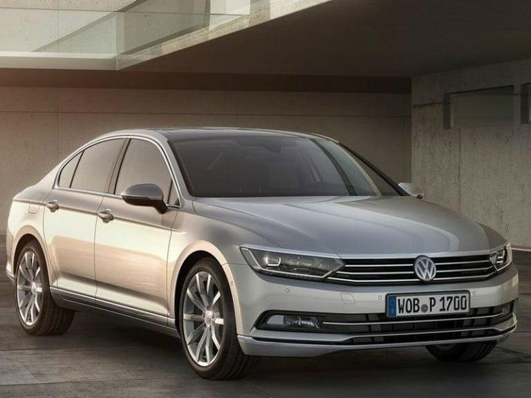 Volkswagen, Hindistan'da Passat Üretimine Başladı