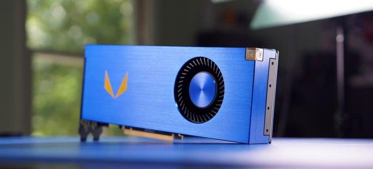 Vega grafik işlemcileri Nvidia ile yarışıyor