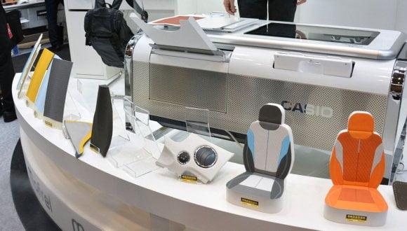 Casio 2.5D Baskı Teknolojisini Tanıttı!