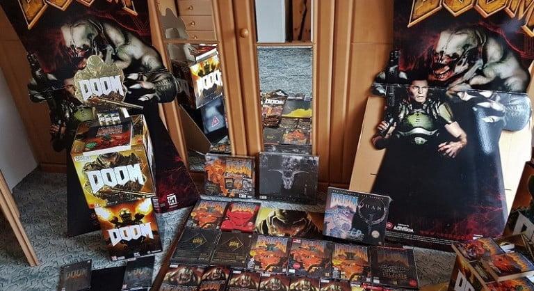 Devasa Doom koleksiyonu satışa sunuldu!