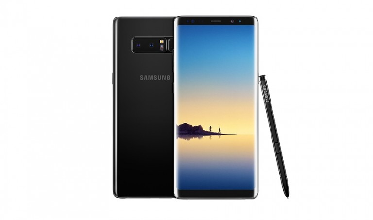 Samsung Galaxy Note 8 video inceleme