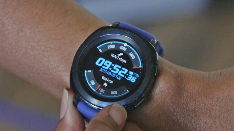Samsung Gear Sport, yakında satışa sunuluyor