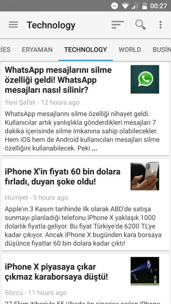 parayı google-news