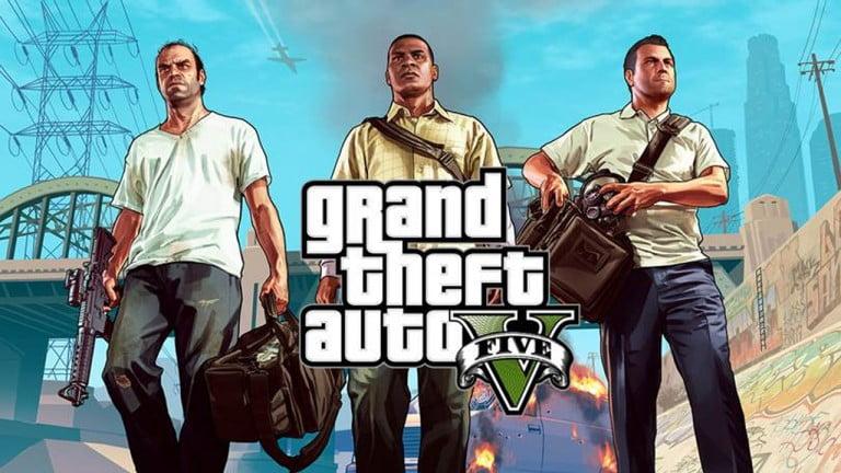Grant Thef Auto V tüm zamanların en çok satan oyunu oldu