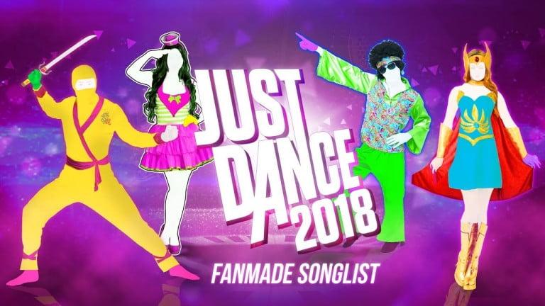 Just Dance 2018 demosu yayınlandı