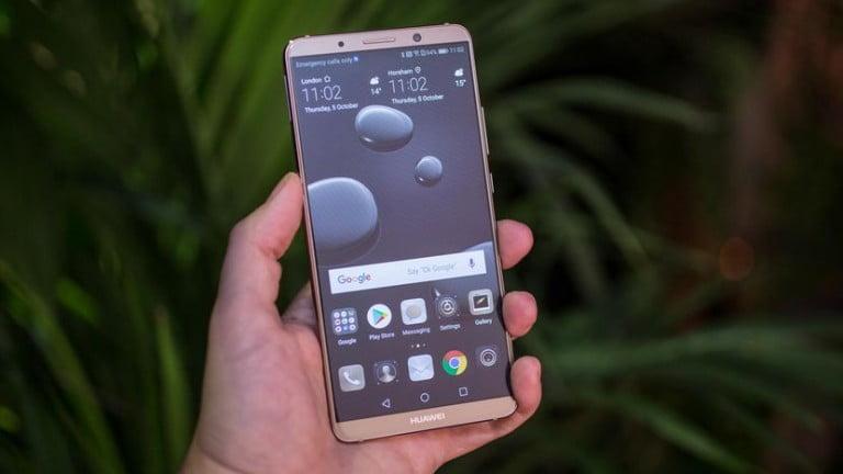 Huawei Mate 10 Pro vs Samsung Note 8