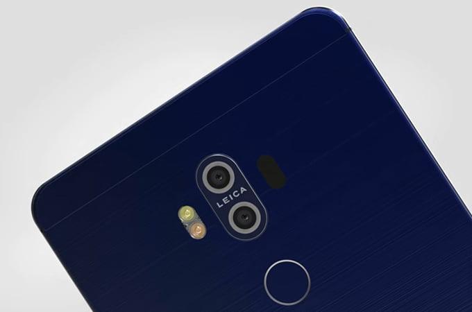 Huawei Mate 10 için yeni tanıtım videosu