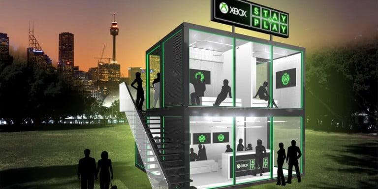 Xbox One X otelinde uyku yok, aralıksız oyun var!