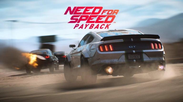 Need for Speed: Payback'ten hikaye odaklı yeni bir video