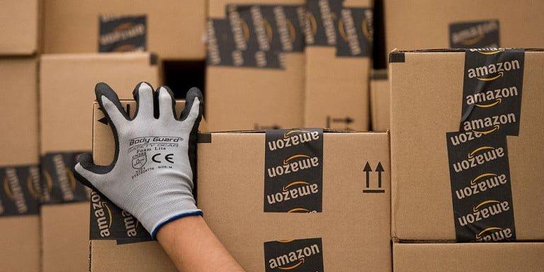 Amazon Kendi Kargo Şirketini Kuruyor
