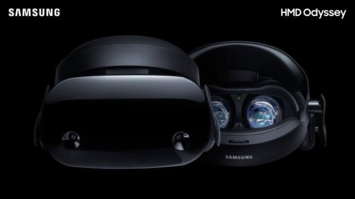 Samsung, Rift ve Vive'a meydan okuyor!