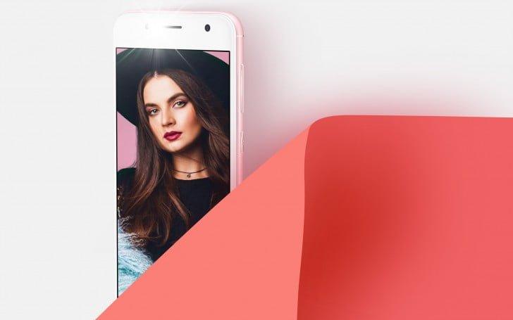 Asus Zenfone 4 Selfie Lite Resmileşti