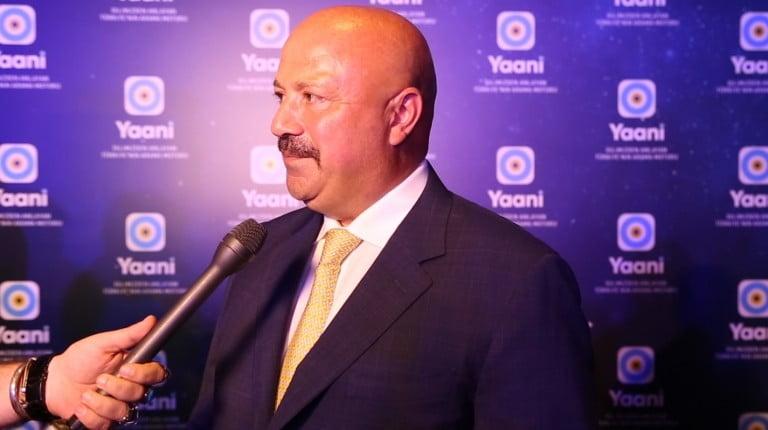 Turkcell Genel Müdürü Kaan Terzioğlu ile yerli arama motoru Yaani'yi konuştuk