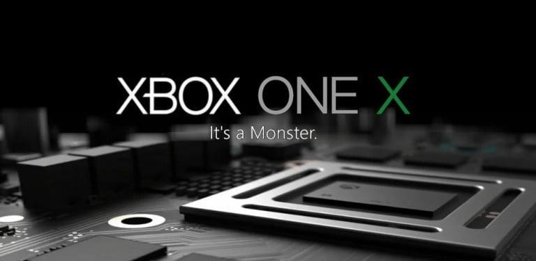 Xbox One X'in içinden sürpriz akrep çıktı