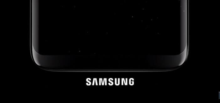 Çerçevesiz Samsung Galaxy A8 2018 Yolda