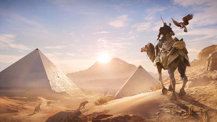 Assassins Creed Origins, bekleneni yaptı