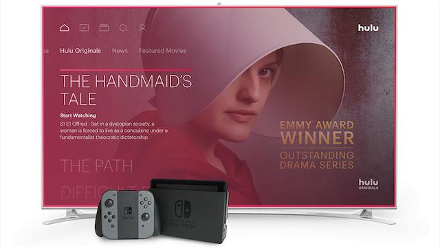 Hulu'dan Nintendo Switch hamlesi