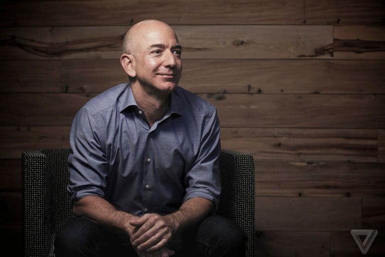 Blue Origin için 1 Milyar Dolarlık Amazon Hissesi Sattı