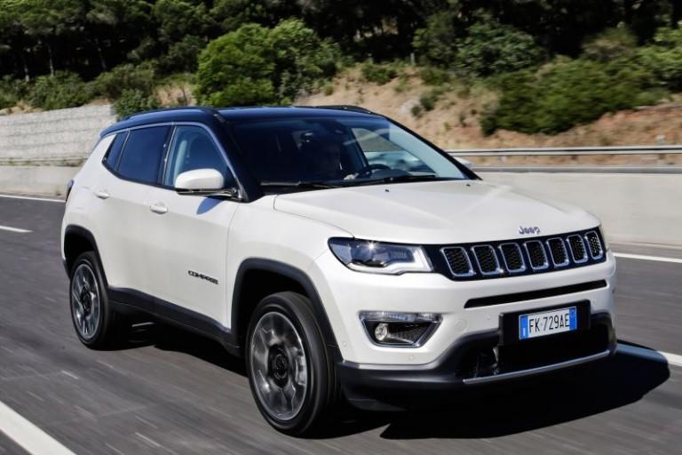 Yeni Jeep Compass Şubat 2018'de Satışa Sunulacak