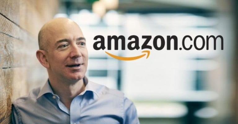 Jeff Bezos'un Serveti 100 milyar Dolara Ulaştı
