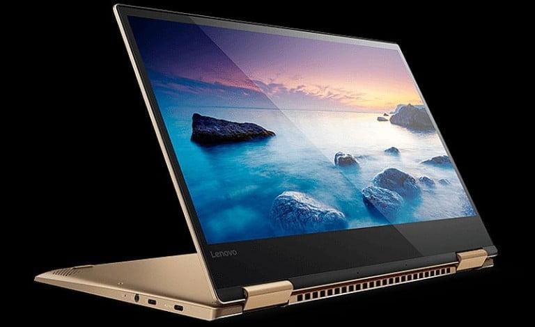 Lenovo Yoga 720-15IKB inceleme altında