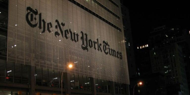 Twitter, New York Times'ın Hesabını Engelledi