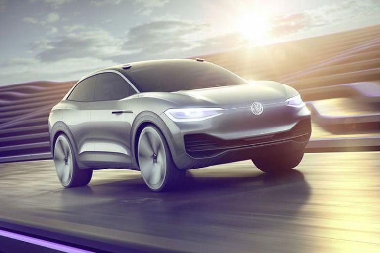 Volkswagen ID Croozz 2020'de yollarda olacak