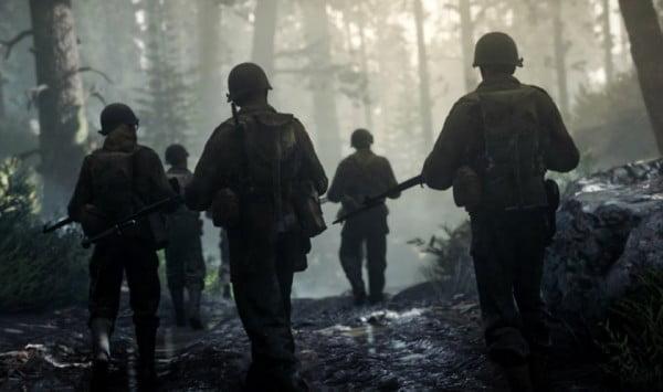 Call of Duty WWII inceleme (PC ve 4K Xbox One X versiyonu)